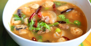 Tom Yum Ka Moo
