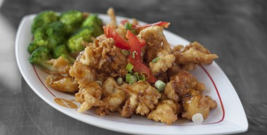 Crispy Chicken / Shrimp
